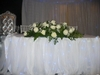 Bridal Table Flower Spray